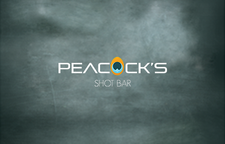 Peacoks Shot Bar